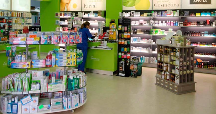 Traspaso de farmacia verde